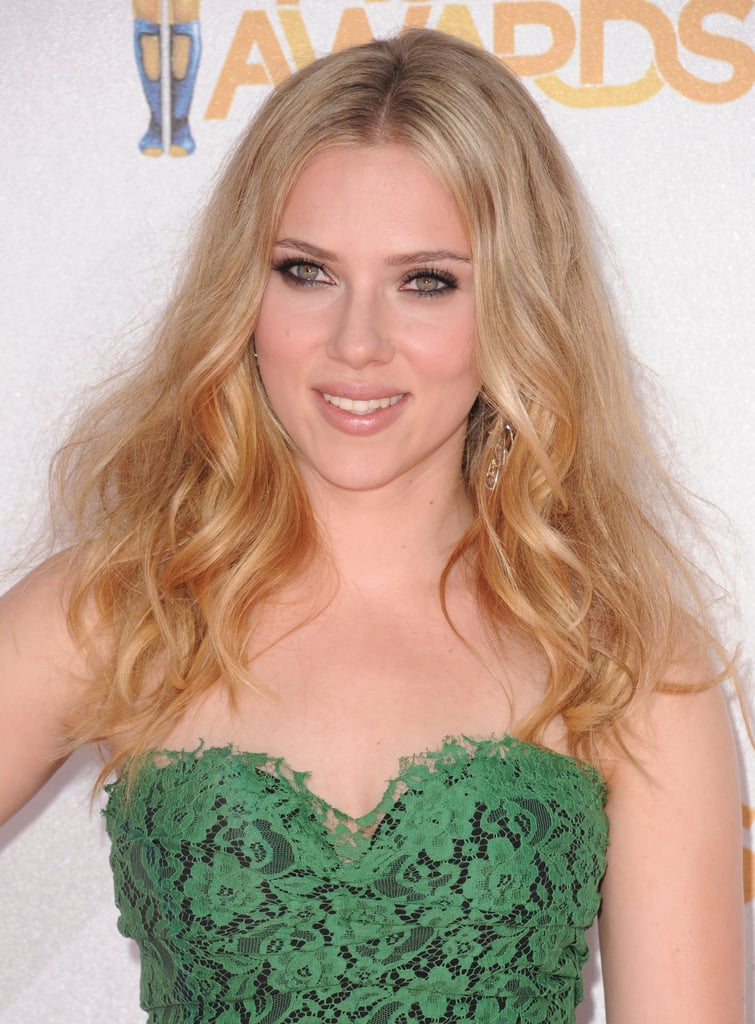 Pictures of Scarlett at MTV Movie Awards