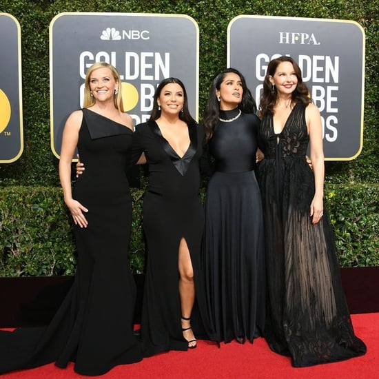 Celebrity Tweets About Wearing Black at Golden Globes 2018