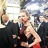 Taylor Swift Strikes a Pose