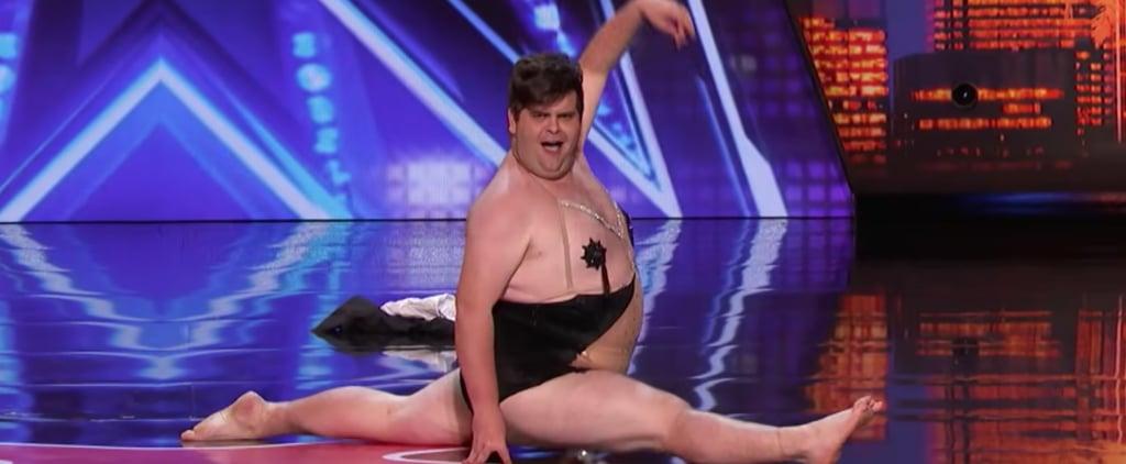 Ben Trigger America's Got Talent Audition Video