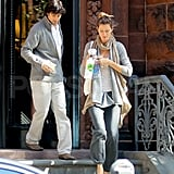 Gisele Bundchen is in the midst of a move.