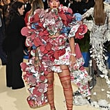 Rihanna at 2017's Met Gala