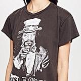 MadeWorn Uncle Snoop Wants You Crew Tee