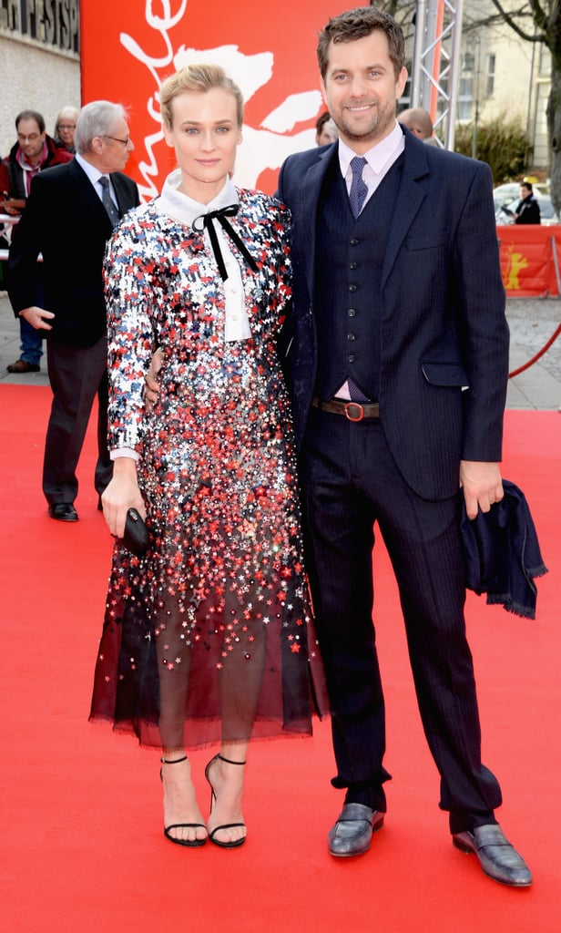 Diane Kruger and Joshua Jackson at the Berlin Film Festival