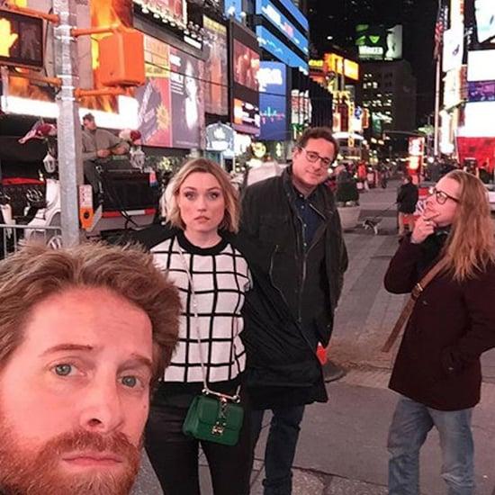 Bob Saget Selfie With Seth Green and Macaulay Culkin