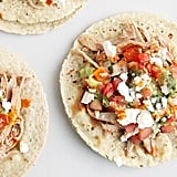 Rotisserie Chicken or Leftover-Turkey Tacos