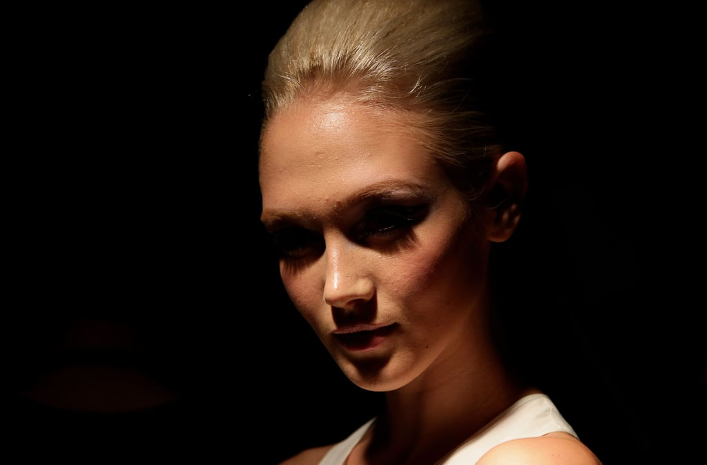 Photos of Makeup from Nicola Finetti's Show at RAFW 2010