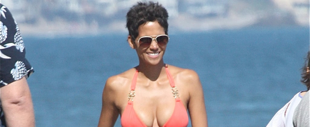 Halle Berry's Hottest Bikini Moments!
