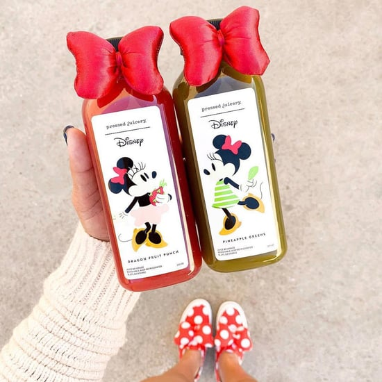 Pressed Juicery x Disney Collaboration