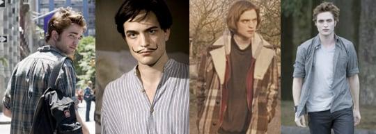 Robert Pattinson Movie Roles