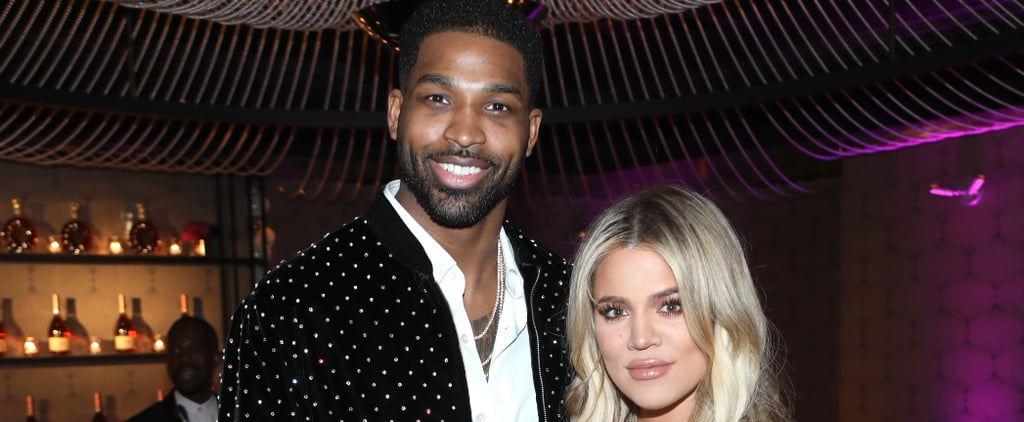 Tristan Thompson's Quotes About True Thompson May 2018