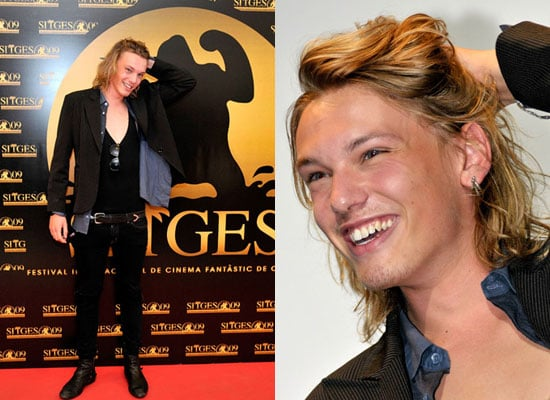 Photos of Jamie Campbell-Bower