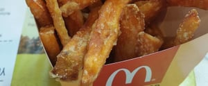 Stop What You're Doing: McDonald's Is Selling Sweet Potato Fries