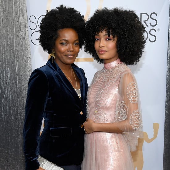 Yara Shahidi Shares How Her Mom, Keri, Influences Her Style