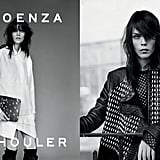 What's black, white, cool all over? Proenza Schouler's Fall 2012 ad campaign.