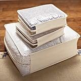 Natural Cotton/PEVA Storage Bags