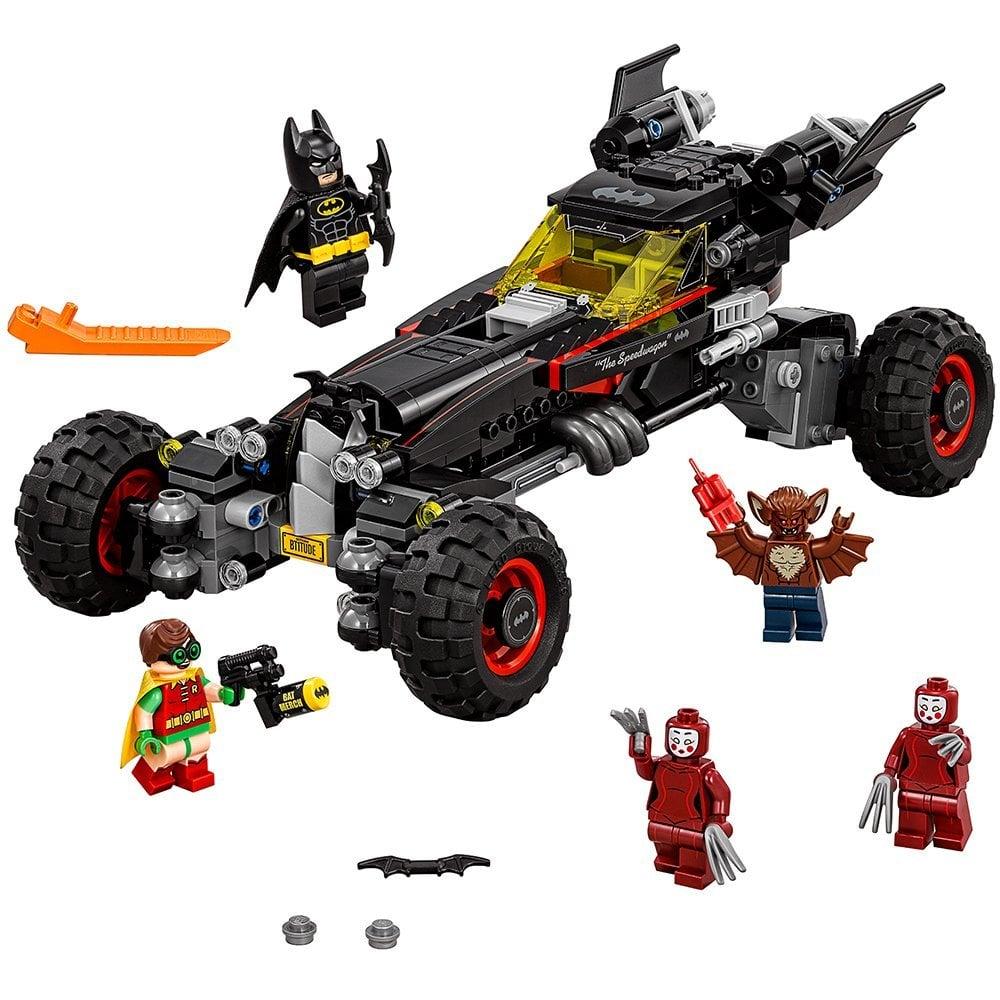 Lego Batman Movie The Batmobile Kit