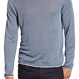 Club Monaco Regular Fit Linen Sweater