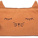 Emile et Ida Canvas Cat Mine Pencil Case