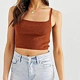Shop the Look: Asos Tall Knit Tank