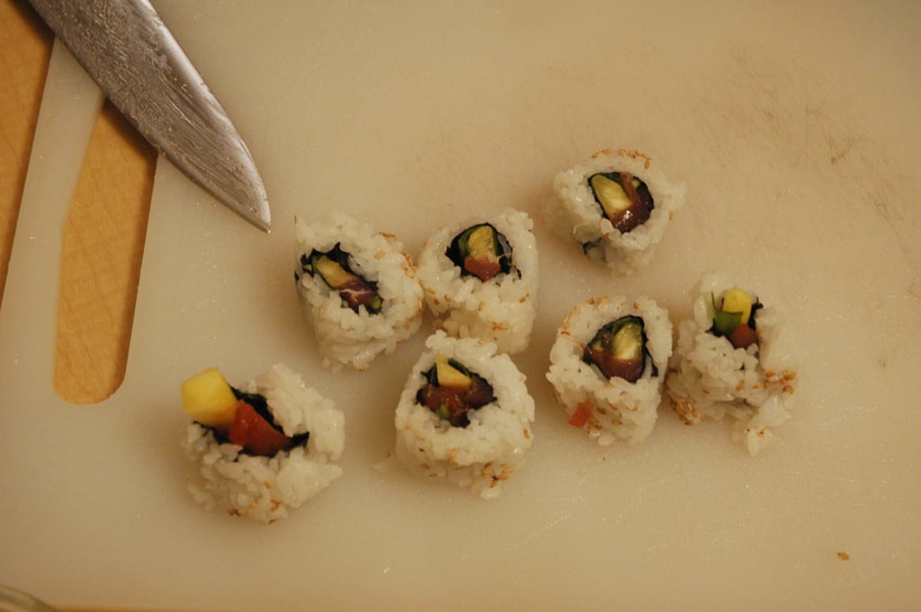 Become One With Your Inner Sushi Chef