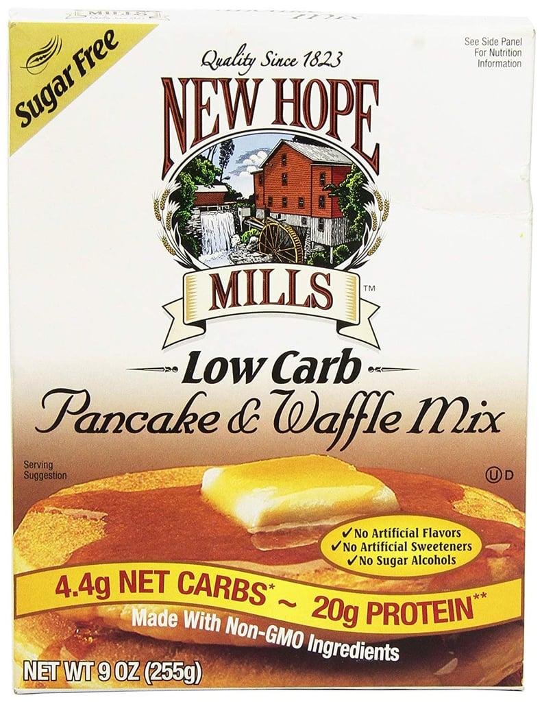 New Hope Mills Sugar Free Pancake & Waffle Mix