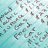 Examine Your Budget