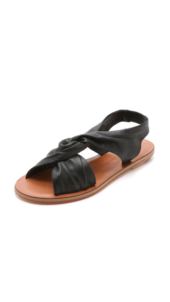 Derek Lam 10 Crosby Flat Sandals