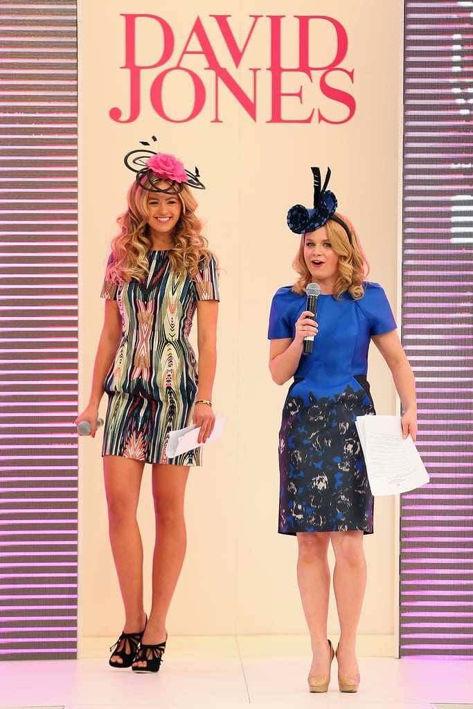 The Chicest Spring Carnival Looks from the David Jones Racewear Runway