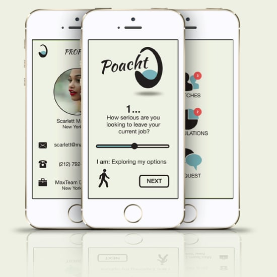 Poacht Job-Hunting App