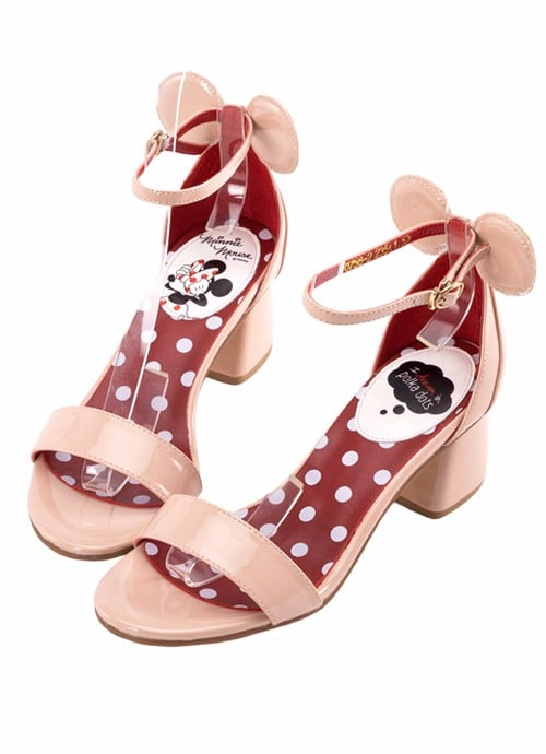 Minnie Mouse Heels From Grace Gift