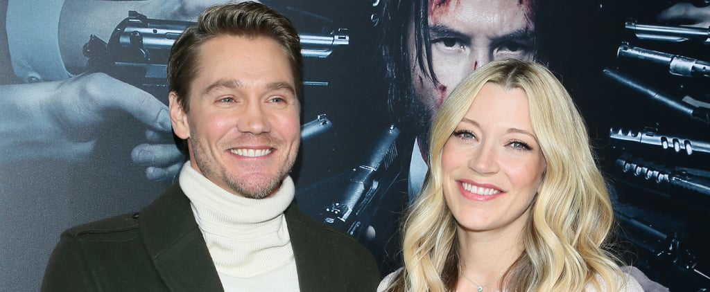 Chad Michael Murray Welcomes a Daughter
