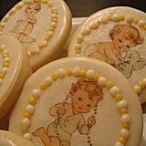 Vintage Baby Cookies