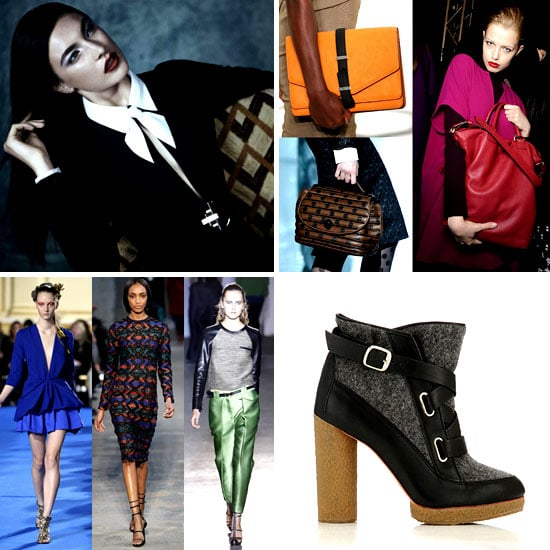 Get Your Fall Fashion Fix With Our 2011 Trend And Style Guide Popsugar Fashion Uk