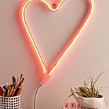 LED Heart Sign