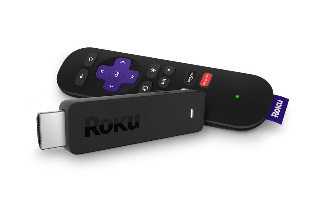 Roku Streaming Stick (3600R) - HD Streaming Player With Quad-Core Processor ($40)