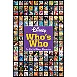 Disney Who's Who ($11)