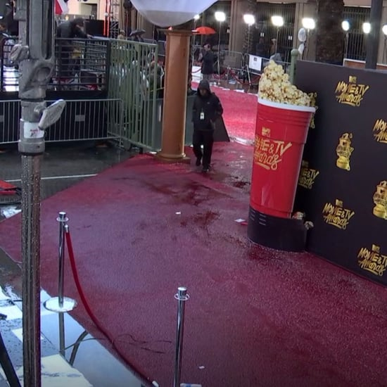 Hail on the 2017 MTV Movie and TV Awards Red Carpet