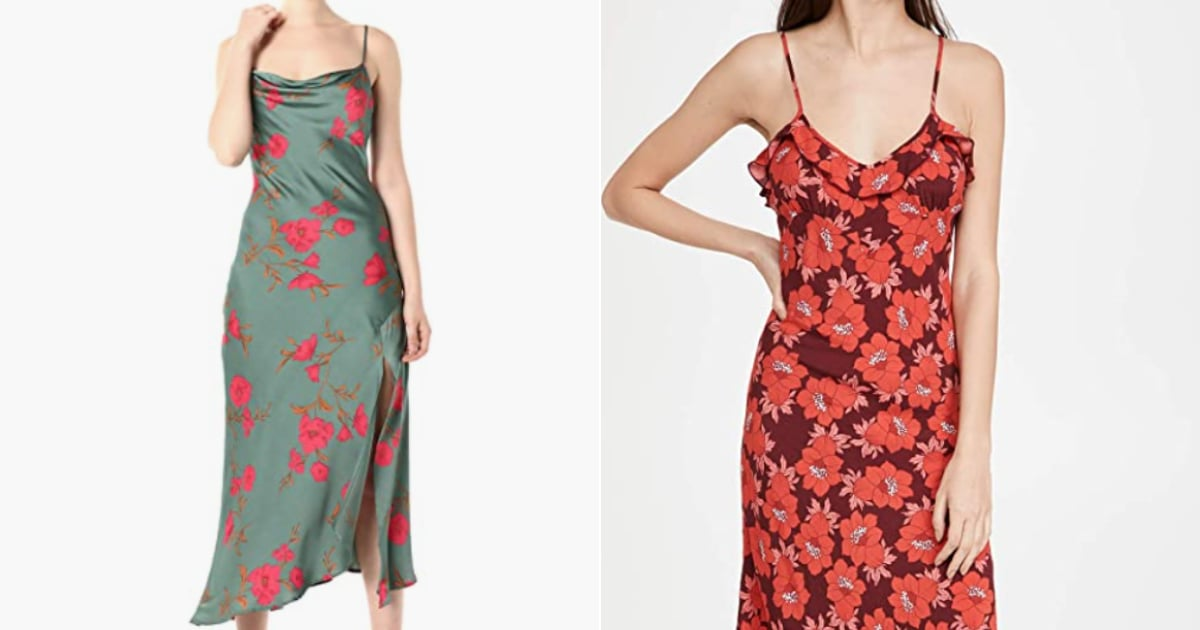 These 15 Amazon Slip Dresses Are Chic, Flattering, and Compliment-Worthy