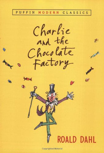 Ages 8+: Charlie and the Chocolate Factory