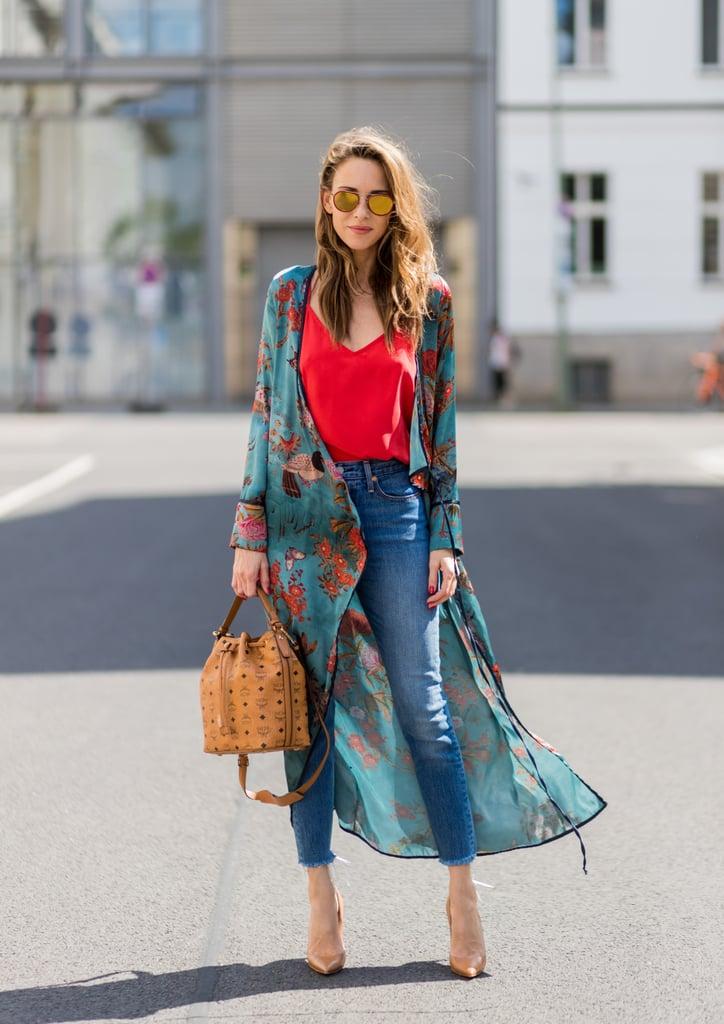 Wear It Kimono Style