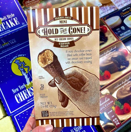 Trader Joe's Has a New Hold the Cone Coffee Bean Flavor
