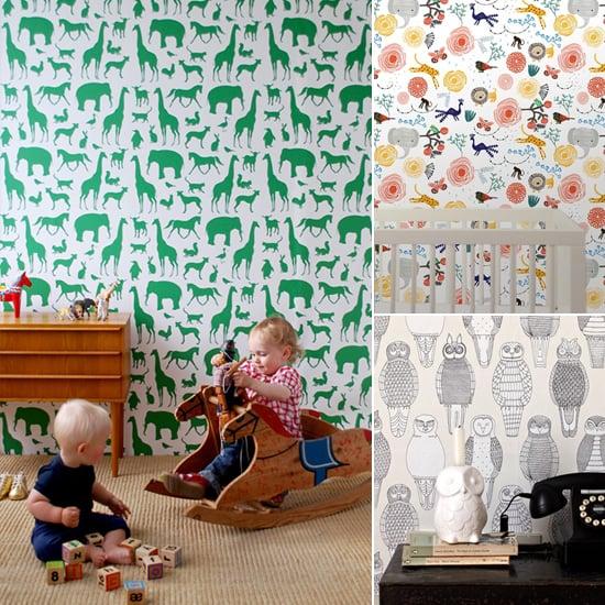 7 Animal Wallpaper Designs For Your Lil Wild Ones