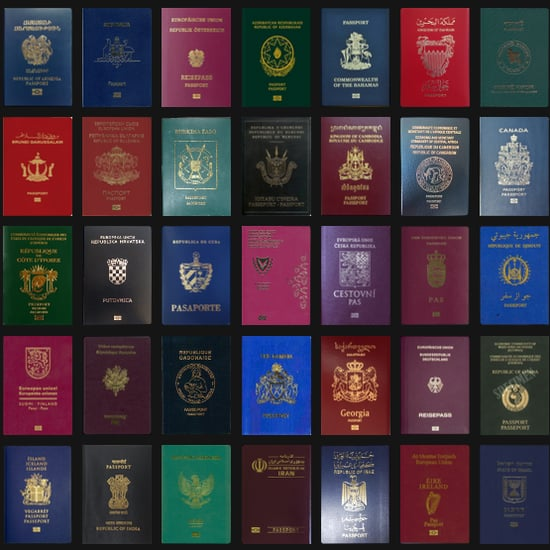 What Does Your Passport Color Mean?