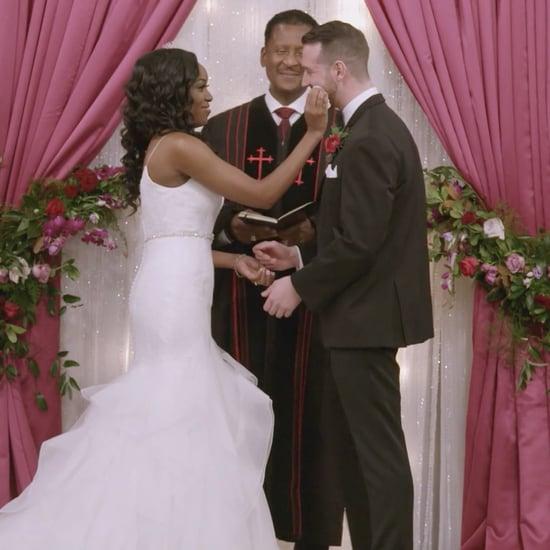 Lauren and Cameron's Wedding on Love Is Blind Video