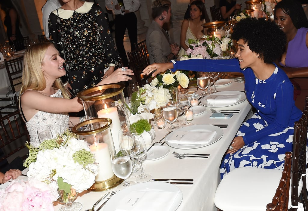 She Rubbed Elbows With Dakota Fanning at the Chanel Fine Jewelry Dinner