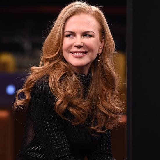 """Nicole Kidman Playing """"Box of Lies"""" With Jimmy Fallon"""