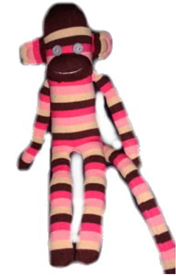 Too Broke For Xmas Gifts? Make A Sock Monkey!