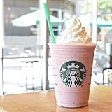 Strawberry Shortcake Frappuccino