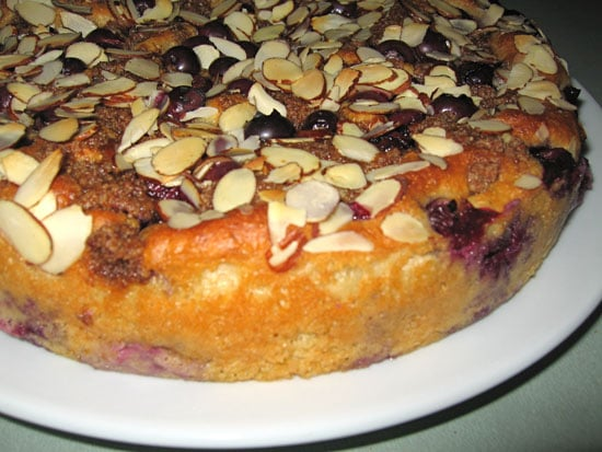 Sugar Shout Out: Learn to Make Healthy Blueberry Coffee Cake